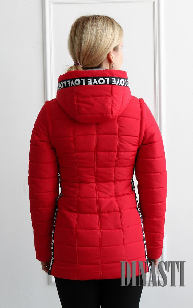 Весенняя куртка Sammy