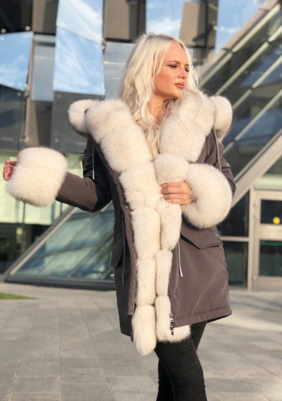 9f7bbafee60 Парка женская — купить женскую зимнюю парку в Украине недорого в ...