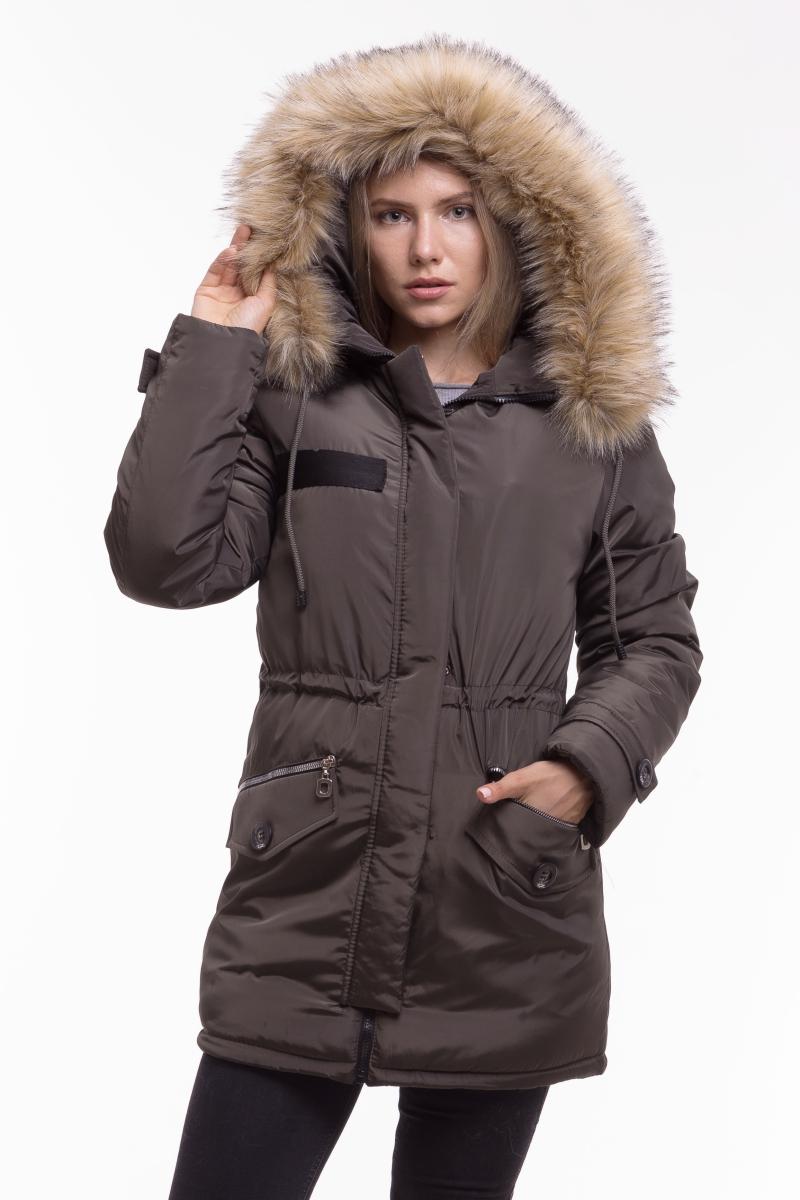 1d727c9f Куртка парка зимняя М138 — купить в Украине оптом и в розницу, цена ...