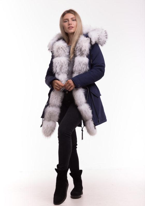f3450239353 парки с натуральным мехом - Женская одежда от производителя