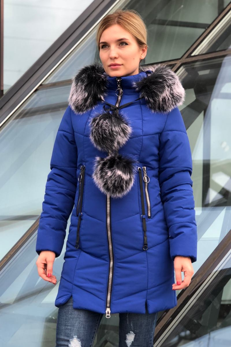 b47e5fbe Молодежная женская куртка М142 — купить в Украине оптом и в розницу ...